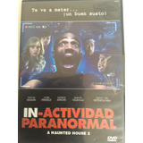 In-actividad Paranormal - A Hounted House 2 - Dvd Original