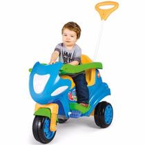 Triciclo Max Azul 946 - Calesita
