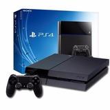 Playstation 4 Ps4 500gb Nuevo + Juego Físico. Tienda.
