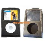 Funda Estuche Case Cuero Original Ipod Classic 80 Gb Apple