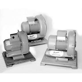 Blower, Soplador, Air-tube, Aireador De 5.5 Hp Trifasico