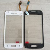 Tela Touch Vidro Samsung Galaxy Sm-g316 316 Ace 4 Duos Branc