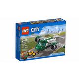 Lego City 60101 Aeropuerto Avión De Carga