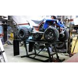 Banco Hidraulico Elevador De Cuatriciclos Y Motos