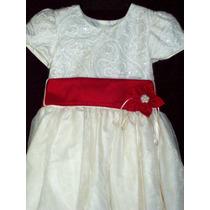 Vestido Para Niña Formal O De Fiesta Talla 6