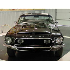 Mustang Shelby Gt500 Kr 67-68 Cofre