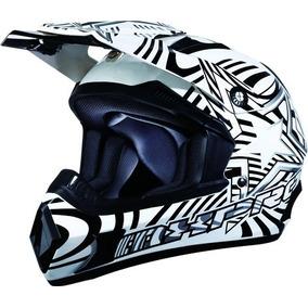 Casco Moto Enduro,cross Xr,xtz,tornado,cuatri, Zpf Excelente