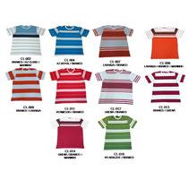 Kit 5 Camiseta Pp P M G Gg Gola Careca Listrada Masculina