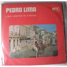 Lp Pedro Lima E Sua Sanfona De Oito Baixos - 1 Faxa Inutiliz