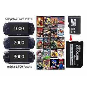 Cartão Memória 32 Gb Para Psp + Brinde Roon De Jogos
