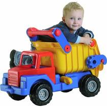 Wader Gigante Camión Volquete