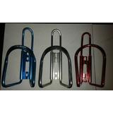 Porta Termo Aluminio Azul Para Bicicletas