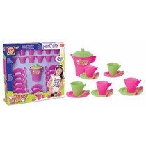 Kit Cozinha Infantil Criança Casa De Boneca Moveis