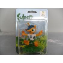 Boneco Fuleco Copa 2014 Miniatura R23172