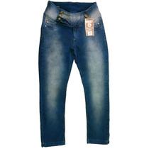 Calça Jeans Darlook Isadora Plus Size - Intermediária
