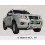 Burrera Tumbaburros Go West Bull Cromo Nissan Np300 2016/17