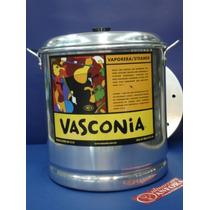 Aluminio Vaporera Tamalera 34 Cms Mod.: 4020199 Mrc.: Vascon