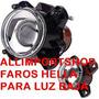 Faro Con Lupa Hella Para Luz Baja De Camion Mercedes Benz