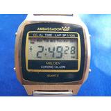 Reloj De Pulsera Ambassador Ultraplano