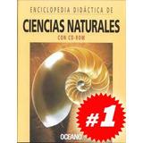Enciclopedia Didactica De Ciencias Naturales Con Cd-rom