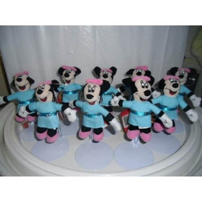 Minnie Mouse 6 Piezas Para Invitaciones $690.00 Hwo
