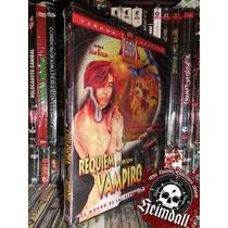 Dvd Requiem Por Un Vampiro Jean Rollin Terror Erótico Vampir