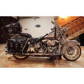 Harley Davidson Flsts Heritage Softail Springer 2000