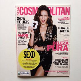 Revista Nova Nº 502 Bruna Marquezine Rodrigo Lombardi 2015