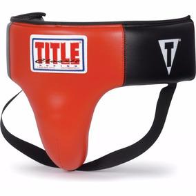 Concha Protectora Title Para Boxeo O Mma