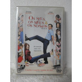 Dvd Os Seus Os Meus Os Nossos ,com Rene Russo