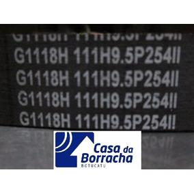 Correia Dentada 111 H9,5 P 254 Hyundai Elantra 1.8 16v 96/98