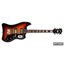 Guitarra Electrica Guild S-200 T-bird C/funda
