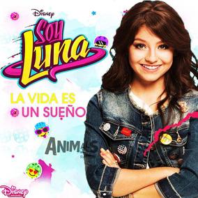 Cd Soy Luna Elenco La Vida Es Un Sueño Nuevo 2 Cd Doble