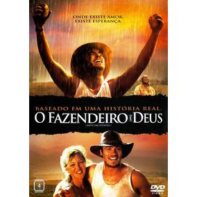 O Fazendeiro E Deus - Dvd (produto Original) Gospel