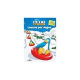 Livro: Loucos Por Jogos - Disney Club Penguin