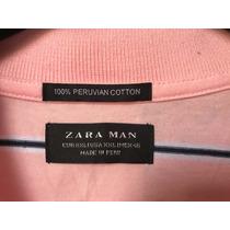 Camisa Polo Original Zara - Nunca Usada