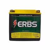 Bateria P Moto Erbs - Rd-rdz 125 - Ano 85 P Frete - 5.5 Amp