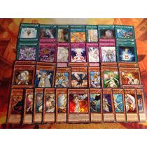 Deck Lightsworn: Judgment Dragon, Lumina, Lyla, Ryko, Honest