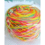 Hilo Crochet Colombiano 50 Gramos 9.000 C/u 12 Ovillos