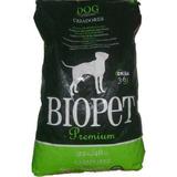Alimento Premium Perro Biopet 20kg A Precio Mayorista