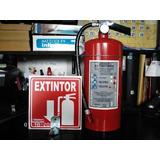 Nuevos De Pqs 4.5kgs Extintores