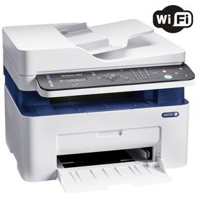 Multifuncional Laser Mono Wireless Workcentre 3025/ni Xerox