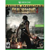 Dead Rising 3 Apocalypse Edition Para One ¡sólo En Gamers!