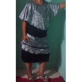 Vestido De Dama Señorial