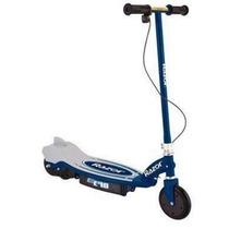 Razor E90 Scooter Eléctrico Azul Y Anaranjado