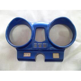 Carcaça Superior Do Painel Cbx-250 Personalizado Azul