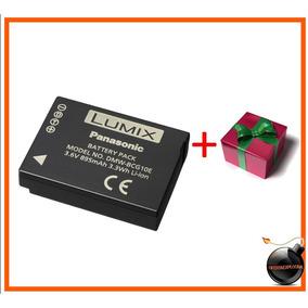 Bateria Dmw-bcg10e Camara Lumix Dmc-zs3k Zs3s Zs5 Zs6 Zs7