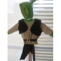 Bonito Disfraz De Shrek - Disfraces Bebe Halloween