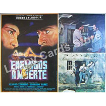 Lobby Cards, Carteles,eduardo Yañez,peliculas