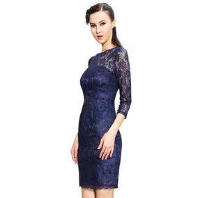 Moda Evangélica Vestido Em Renda Super Lindo Envio Imediato